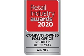 Post Office Retailer of the Year - Company-owned