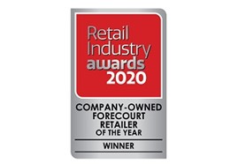 Forecourt Retailer of the Year - Company-owned